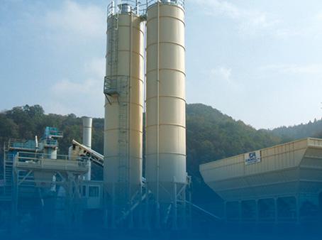 Бетоносмесительные заводы CIFA-Euromek